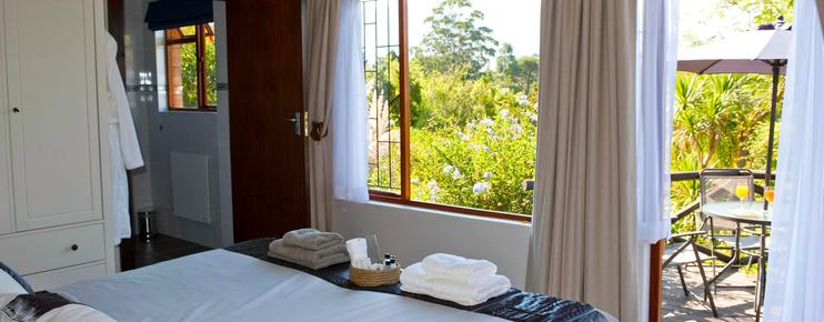 Hottentots Mountain View Guest House - Somerset West - Quarto