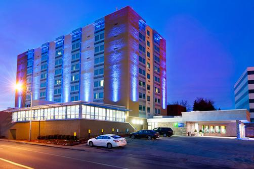 Holiday Inn Express & Suites Pittsburgh West - Greentree - Pittsburgh - Edifício