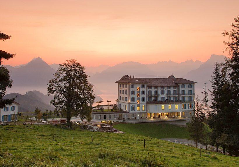 Top 5 hotéis românticos, por Loucos por Viagem