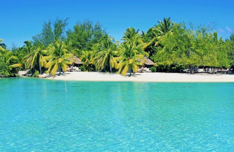 As praias mais bonitas do mundo