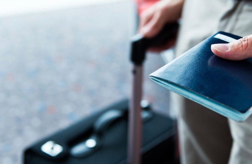 Como tirar o passaporte?