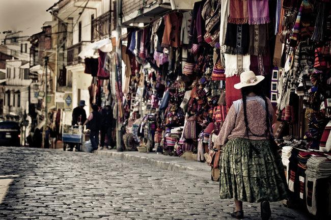 Mochilão pela América do Sul - La Paz, Bolívia