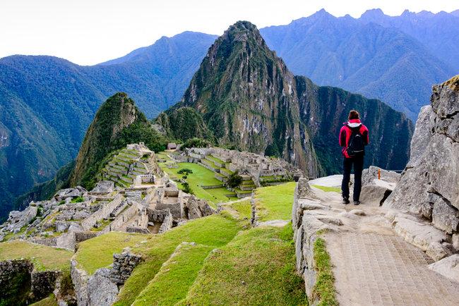 Mochilão pela América do Sul - Machu Picchu, Peru