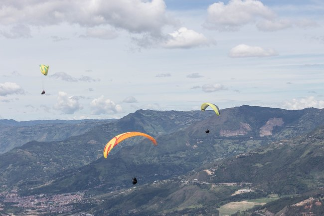 Mochilão pela América do Sul - Medellín, Colômbia