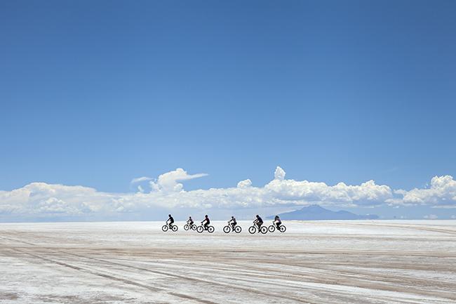 Mochilão pela América do Sul - Salar de Uyuni, Bolívia
