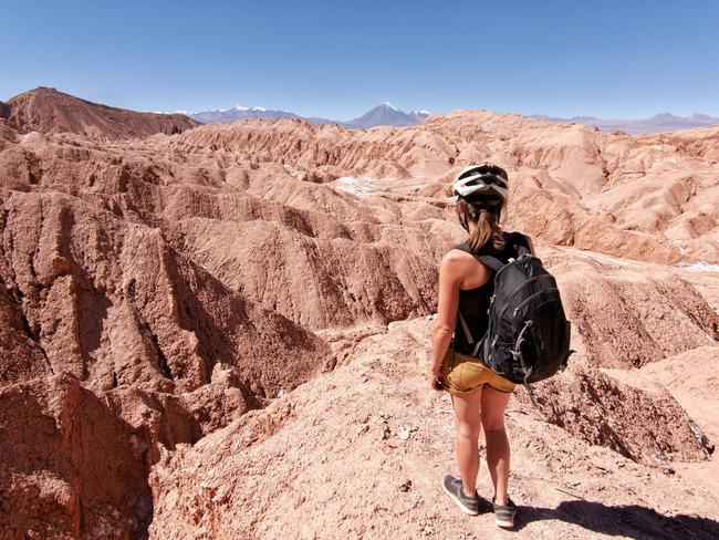 Mochilão pela América do Sul - Deserto do Atacama, Chile
