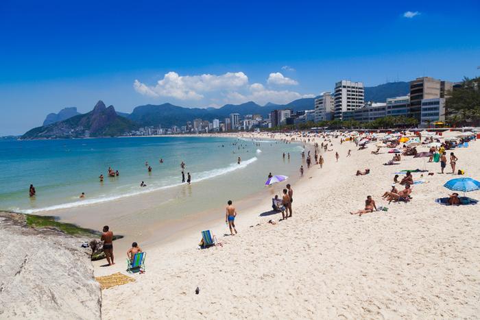 A praia de Ipanema é, indiscutivelmente, uma das mais famosas do Rio e do mundo inteiro