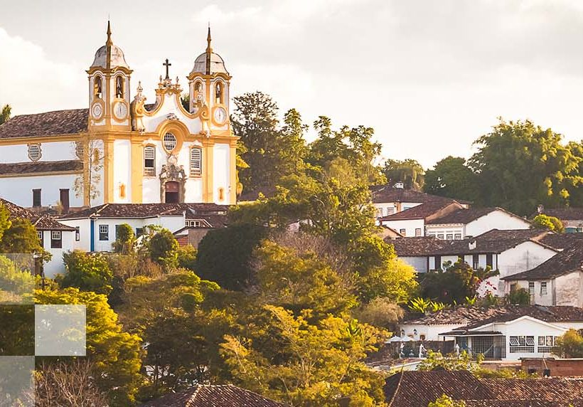 Tiradentes faz parte das cidades históricas de Minas Gerais