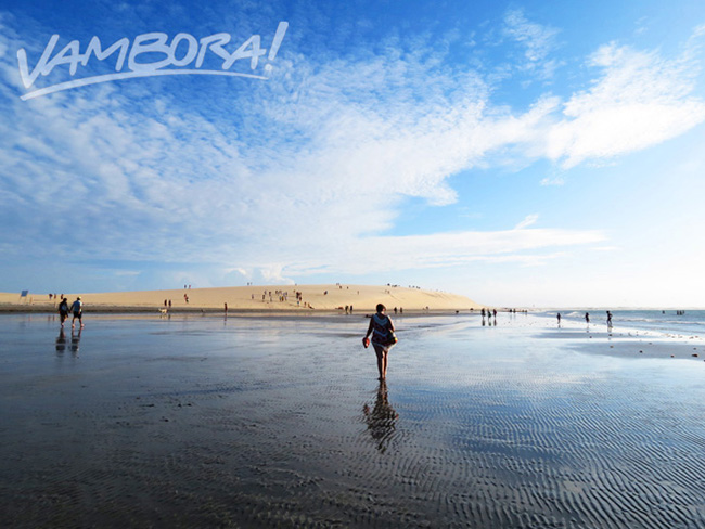 Duna do Por do Sol na Praia de Jericoacoara