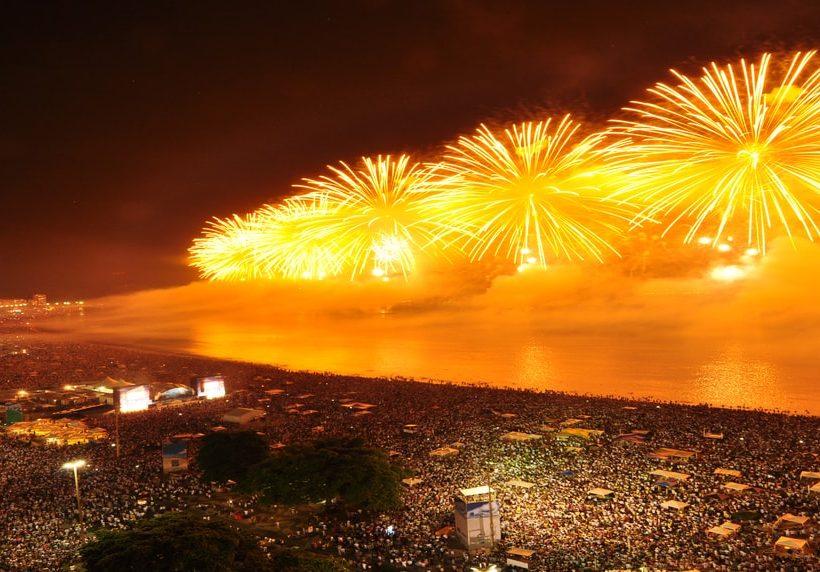 Lugares para passar o Réveillon, é no Rio de Janeiro