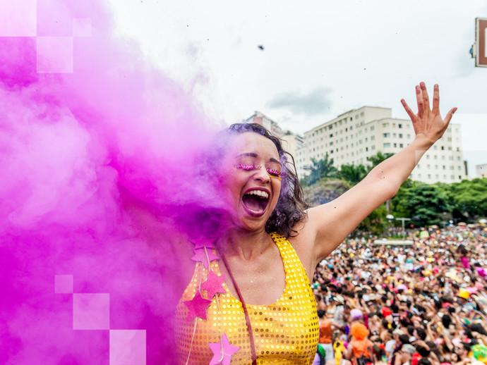 Beagá tem se tornando um dos melhores carnavais do Brasil