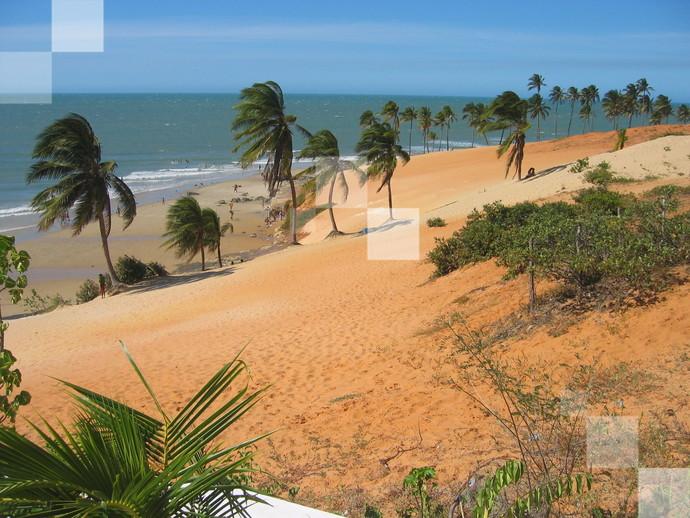 Várias praias de Fortaleza costumam sediar animadas programações de Carnaval