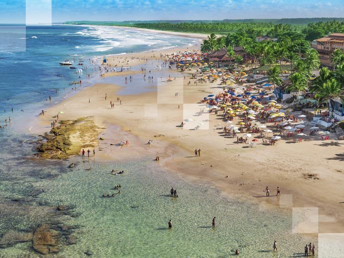 Viajar a Maceió reserva visitas a cenários inesquecíveis como a Praia do Francês