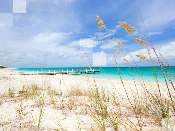 Repleta de praias maravilhosas, as Ilhas Turcas e Caicos também ficam pertinho de Miami
