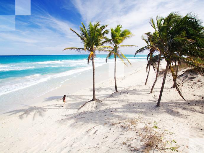 O balneário de Varadero é um dos destinos turísticos mais populares de Cuba