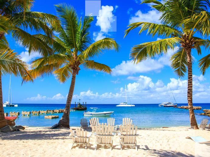 Punta Cana é um pedacinho do paraíso caribenho na República Dominicana