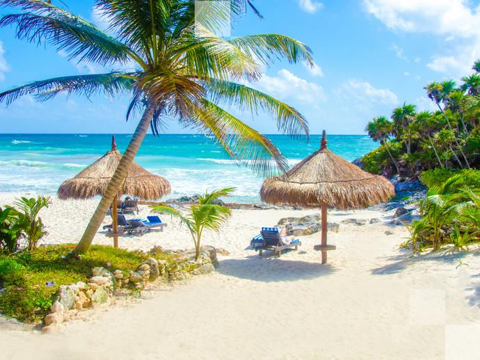 Playa del Carmen é a versão menos turisticamente lotada de Cancún