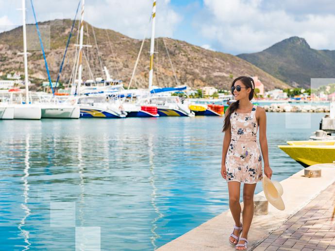 St-Maarten está entre os destinos mais bonitos do Caribe