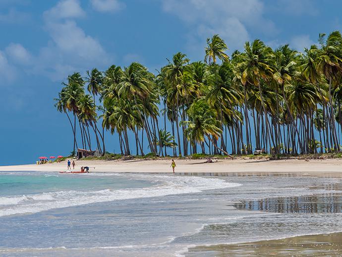 Praia dos Carneiros, Tamandaré, Pernambuco