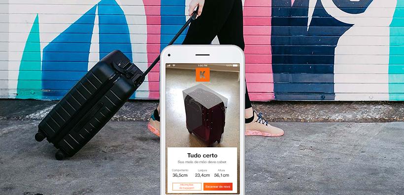 Sua bagagem de mão cabe no avião? Descubra com a nova ferramenta do KAYAK