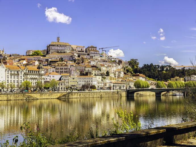 Roteiro Portugal Espanha - Coimbra