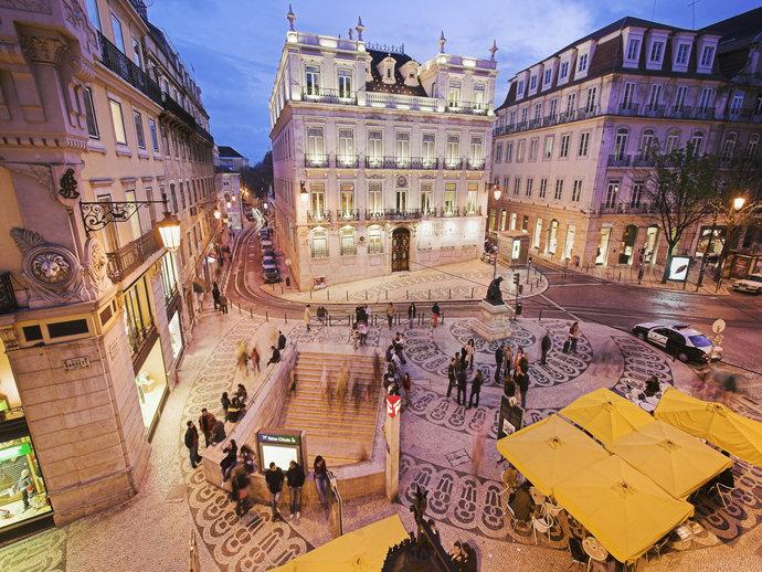 Roteiro Portugal Espanha - Lisboa