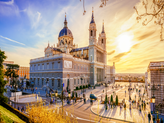 Roteiro Portugal Espanha - Madrid