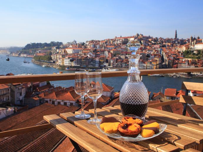Roteiro Portugal Espanha - Porto