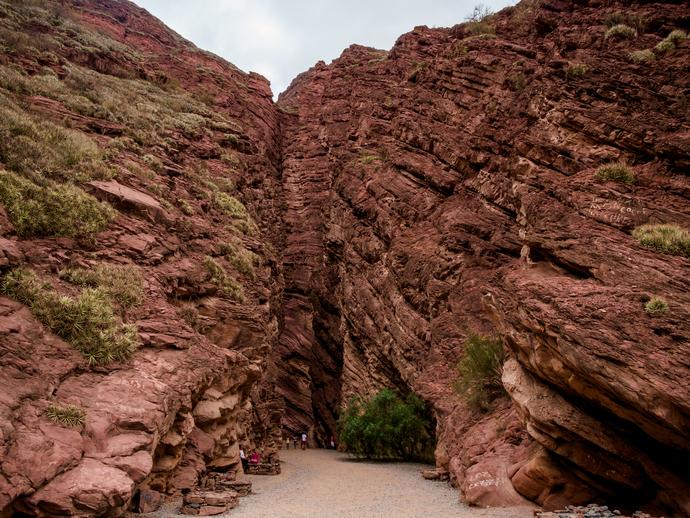 Desbrave as montanhas e paisagens desérticas de Salta, no norte da Argentina