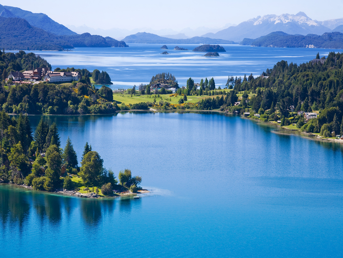 As maravilhosas paisagens naturais de Bariloche merecem ser visitadas em qualquer época do ano