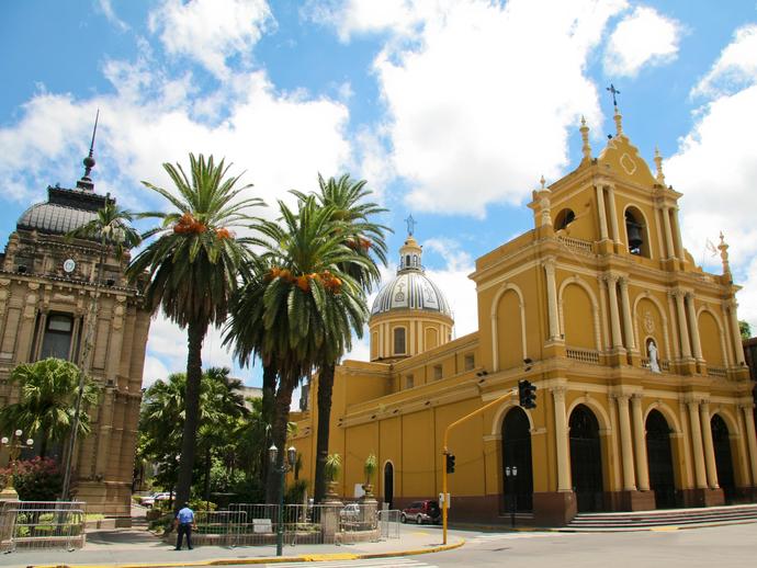 A Basílica de São Francisco não pode ficar de fora do roteiro de passeios em Tucumán