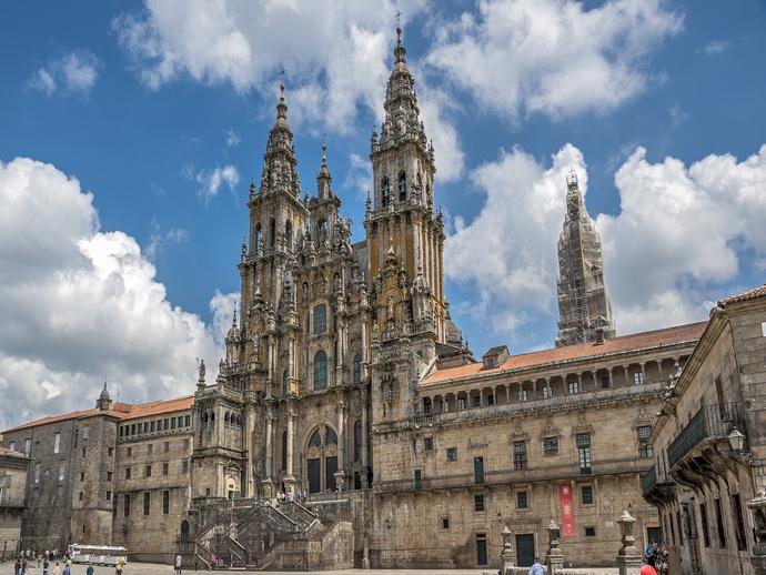Roteiro Portugal Espanha - Santiago de Compostela