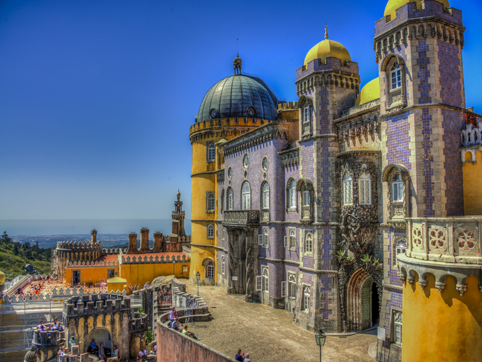 Roteiro Portugal Espanha - Sintra