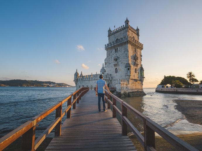 História, nostalgia, belas paisagens... e a Torre de Belém: deixe-se encantar por Lisboa