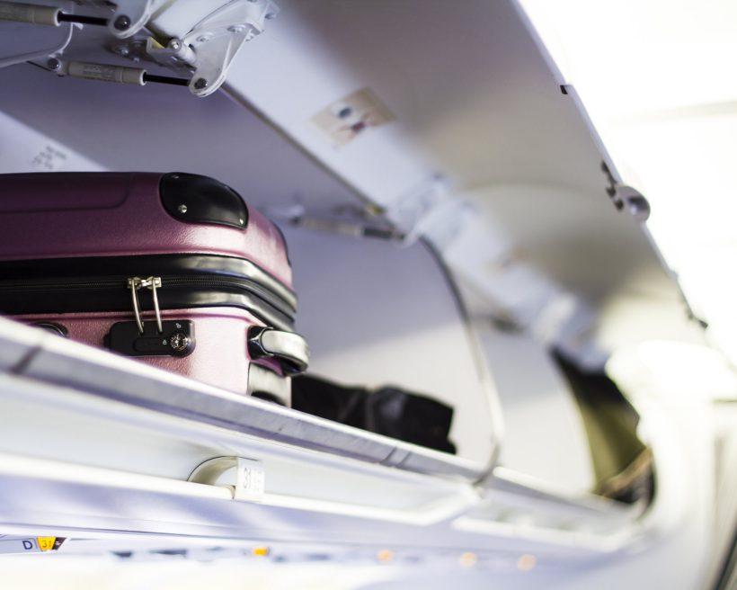 O que levar na bagagem de mão? Veja como arrumar a mala
