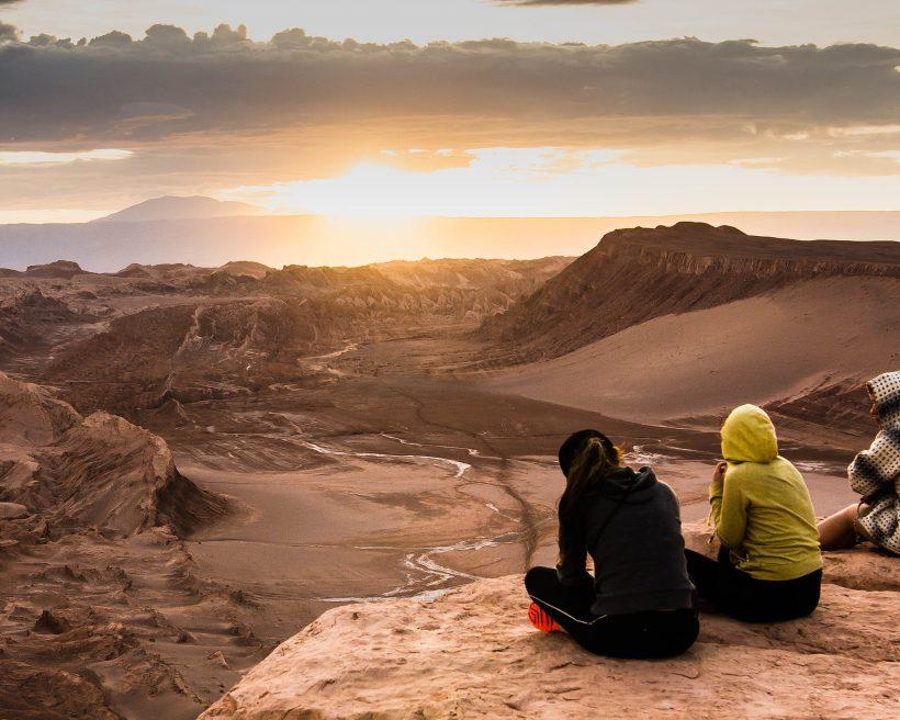 Do Chile à China: explorando desertos pelo mundo
