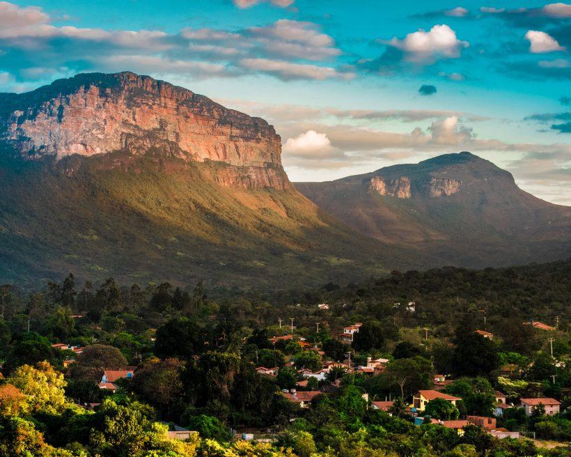As seis mais impressionantes chapadas do Brasil