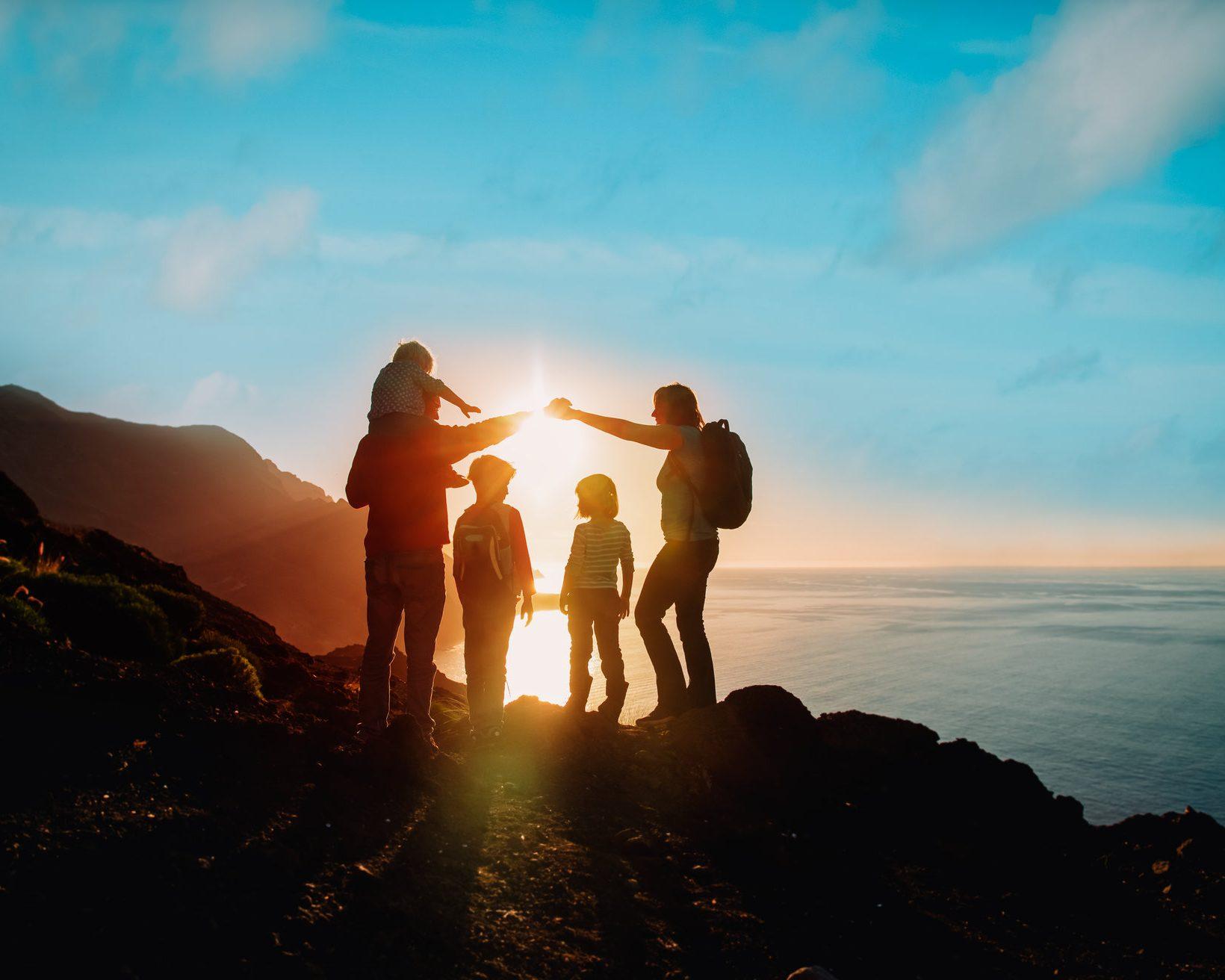 9 destinos para uma viagem em família inesquecível