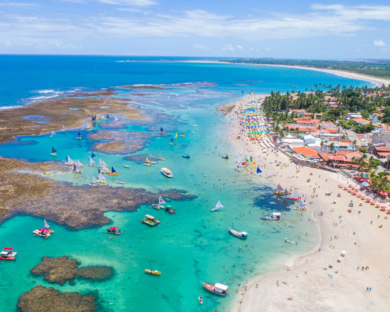 Destinos brasileiros para viajar nos últimos feriadões de 2021