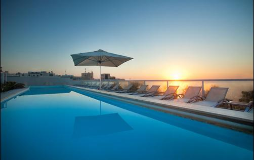 The George Urban Boutique Hotel - St. Julian's - Piscina