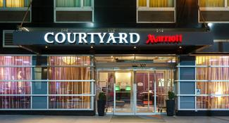 Courtyard by Marriott New York Manhattan Times Square West