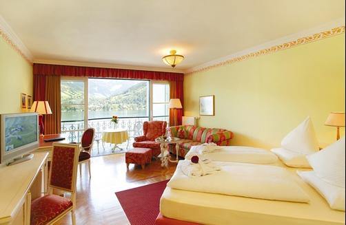 Grand Hotel Zell Am See - Zell am See - Quarto