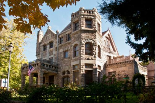 Castle Marne Bed & Breakfast - Denver - Edifício