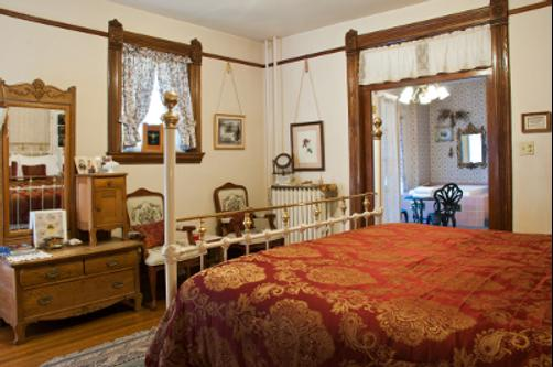 Castle Marne Bed & Breakfast - Denver - Quarto superior