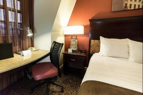 The Emily Morgan San Antonio - a DoubleTree by Hilton Hotel - San Antonio - Quarto