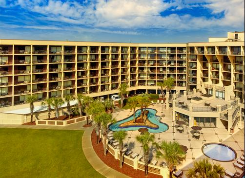 Springmaid Beach Resort - Myrtle Beach - Edifício