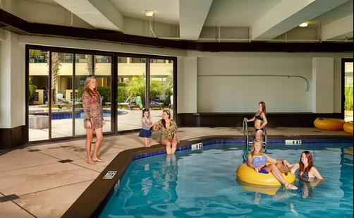 Springmaid Beach Resort - Myrtle Beach - Piscina