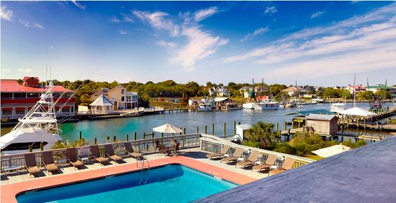 Shem Creek Inn - Mount Pleasant - Edifício
