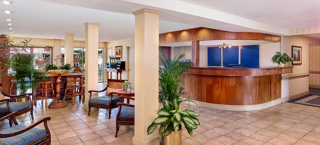 Shem Creek Inn - Mount Pleasant - Lobby