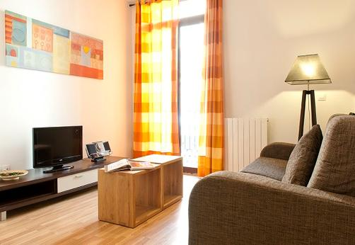 MH Apartments Liceo - Barcelona - Sala de estar